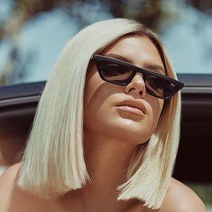 Alissa Violet Quay 'Finesse' Sunglasses